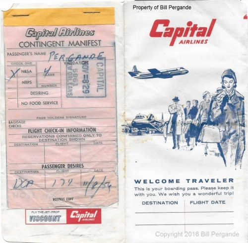 Capital Airlines Ticket 1956 Bill Pergande (640x626)